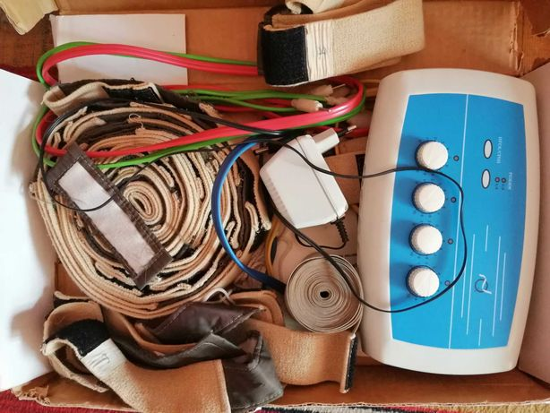 Электронный блок аппарата Галатея. Электрофарез на дому!