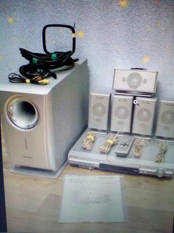 домашний кинотеатр Panasonic SC-HT878| SC-HT520 с функцией караоке