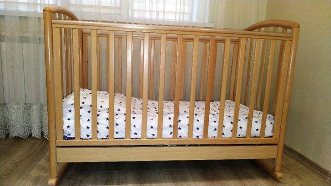 Ліжко дитяче PALI (Італія), комплектний комод PALI