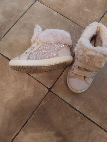 Buty rozmiar 28 dla dziewczynki