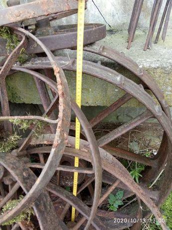 Koło żeliwne do maszyn rolniczych
