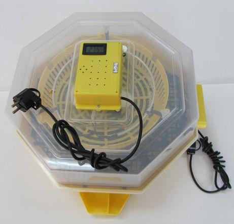 Inkubator lęgowy klujnik 60 jaj + taca półautomatyczna GRATIS !!!