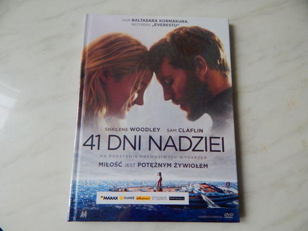 """Płyta """"41 dni nadziei"""" booklet + DVD"""