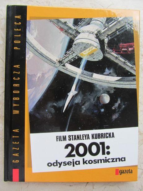 Odyseja kosmiczna 2001 - film DVD + książka