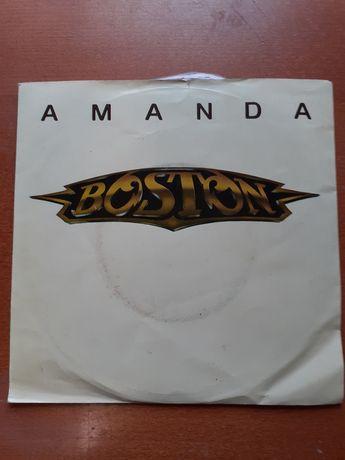 BOSTON - Amanda  - single vinil