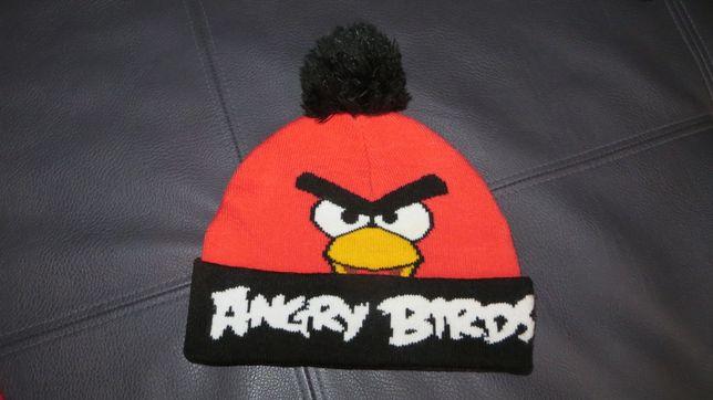 Зимняя двойная шапка H&M Angry Birds,1.5-4 лет