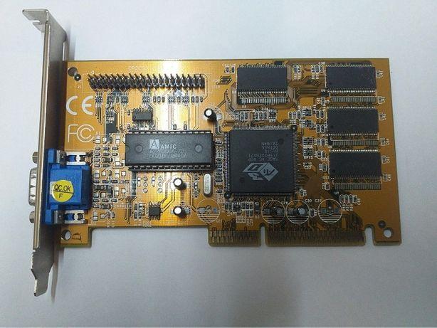 Placa Gráfica ATI 3D - 8 Mb AGP