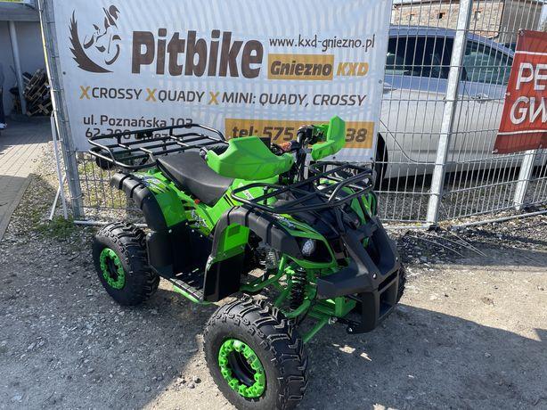Quad 006 Phyton PRO 125cc, kola 7', KXD