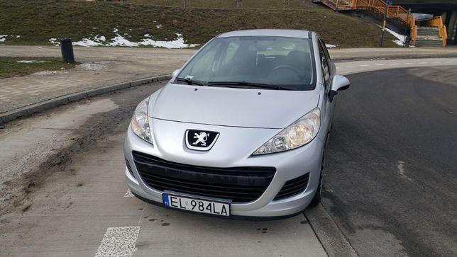 Samochód osobowy Peugeot 207