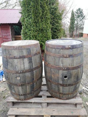 Beczka debowa po whisky