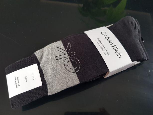 Skarpety Calvin Klein 3 Pack 40-46 One Size