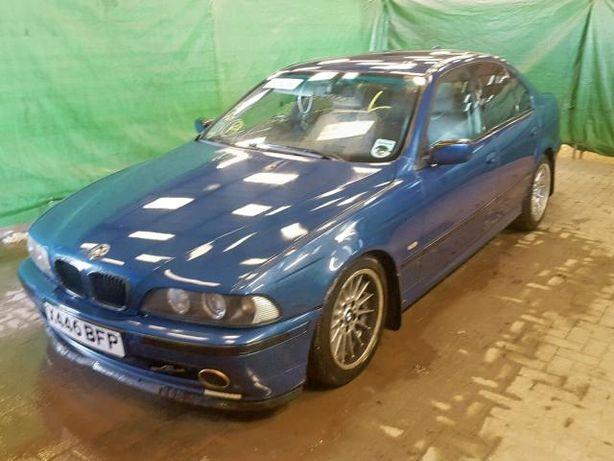 Szyba przednia czołowa BMW E39
