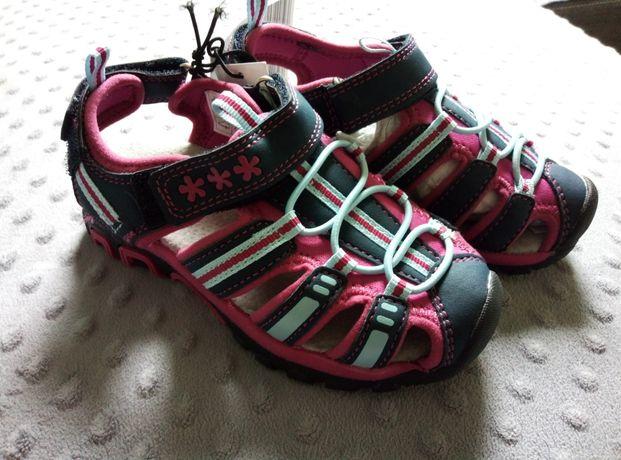 Nowe sandały