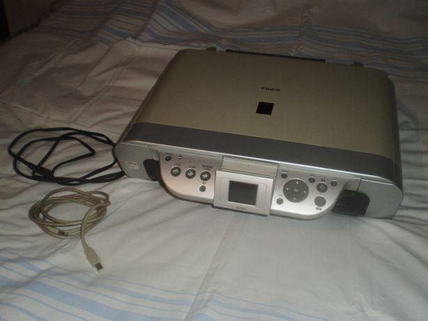 Лазерный принтер МФУ Canon PIXMA MP460 с СНПЧ