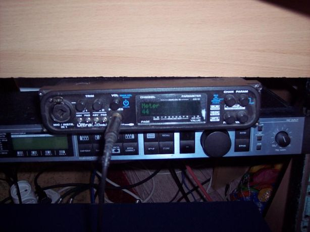 ultralite-mk3 (FireWire аудио интерфейс )