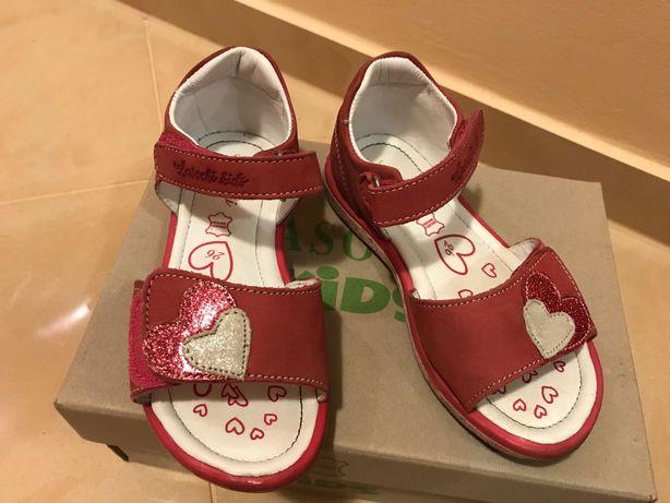 Sandałki Lasocki dla dziewczynki rozmiar 26