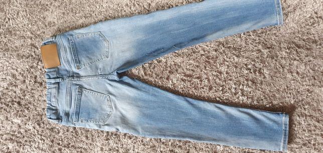 Spodnie skłonny H&M 116