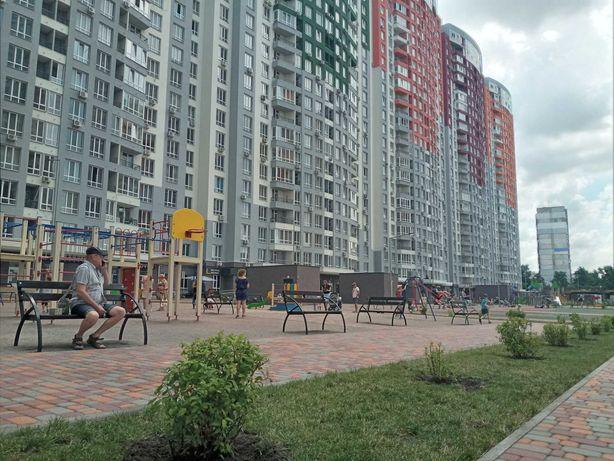 Большая 1 комнатная квартира 44 кв. м. в ЖК Каховский