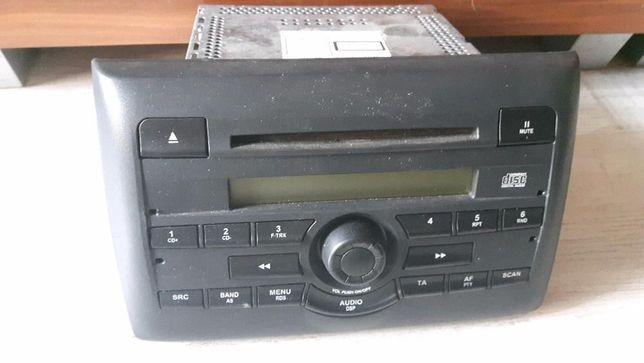 Fiat radio CD oryginał