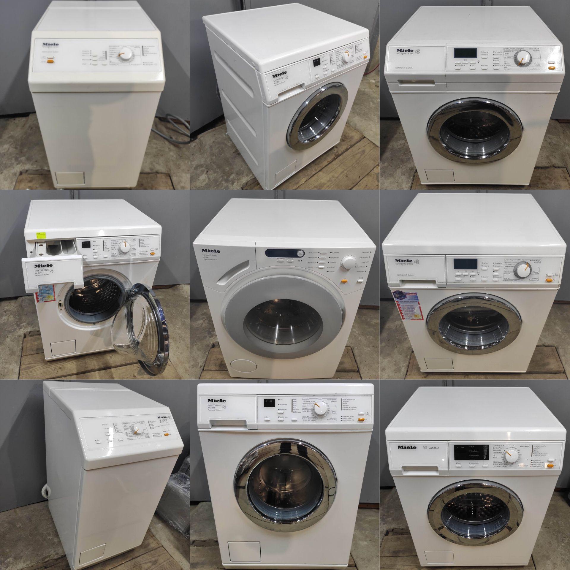 Пральна машина Miele (стиральная машинка Милли)