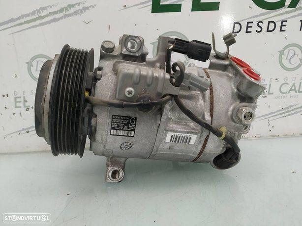 926004EB2A Compressor A/C NISSAN QASHQAI II SUV (J11, J11_)