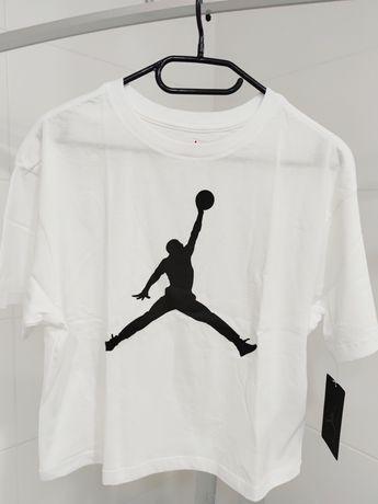 Short sleeve Jordan rozmiar S