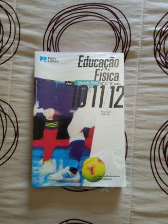 Livros educação física 10,11,12 ano