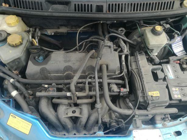 Silnik kompletny FORD KA MK1 FIESTA MK6 1.3 8V 70KM