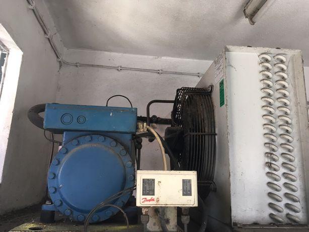 Unidade frigorífica motor de frio