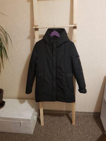 Куртка подростковая для мальчика 11-13 лет