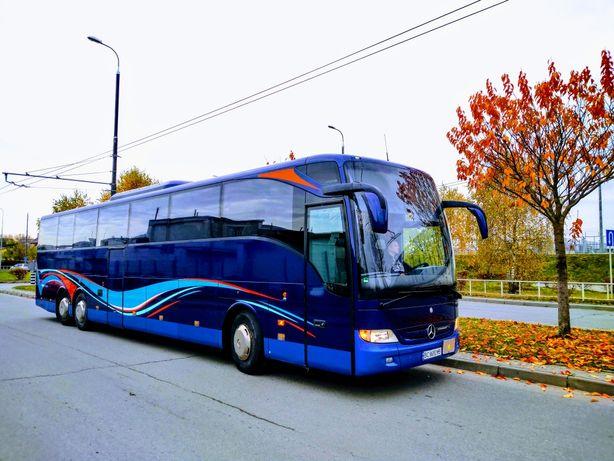 Автобус Mercedes, Пасажирські перевезення, Оренда, Трансфер у Буковель