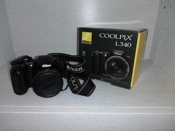 Aparat Nikon Coolpix