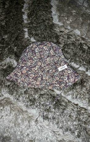 Newbie kapelusz 48/50 kwiatuszki