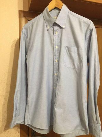 Рубашка Yves Saint Laurent moschino burberry polo