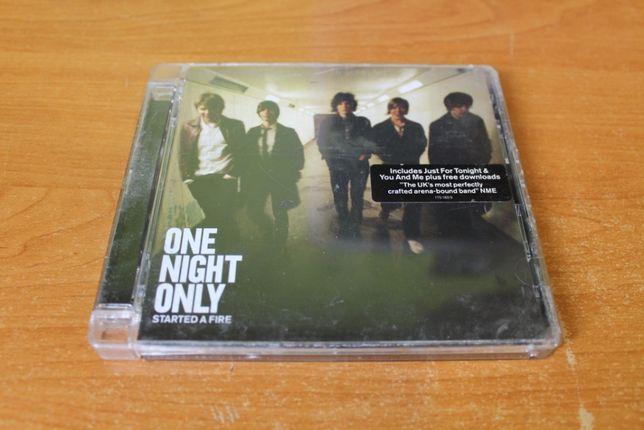 Płyta CD One Night Only Started A Fire