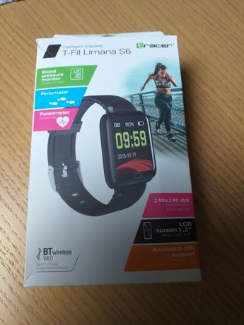 Smartwatch Tracer T-Fit Limana S6 SMS