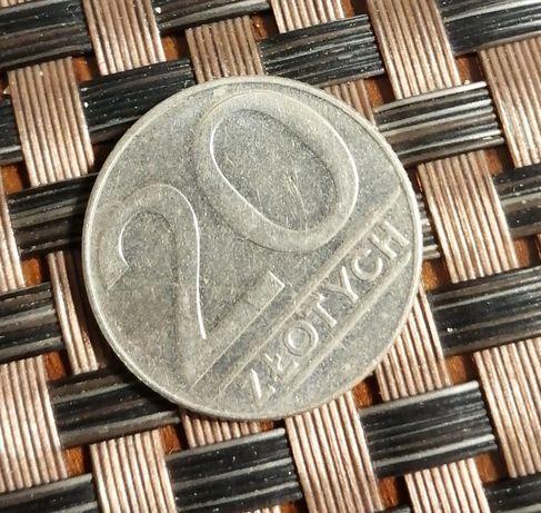 Moneta 20 złotych