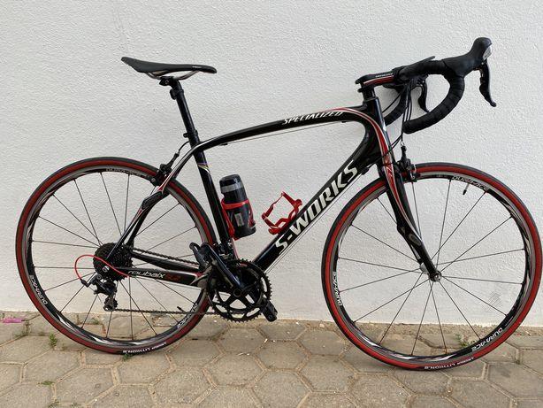 Specialized Roubaix SWORKS SL2 56