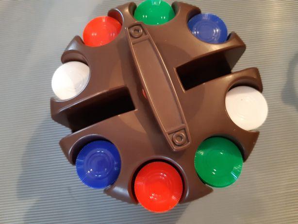 Peças coloridas para jogos