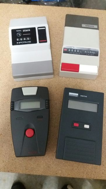 Fiscalizadores ou marcadores de Telefone