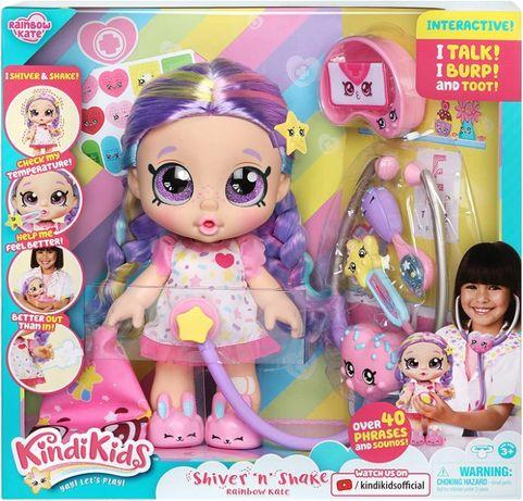 Кукла интерактивная Moose Toys Радужная Кейт Kindi Kids