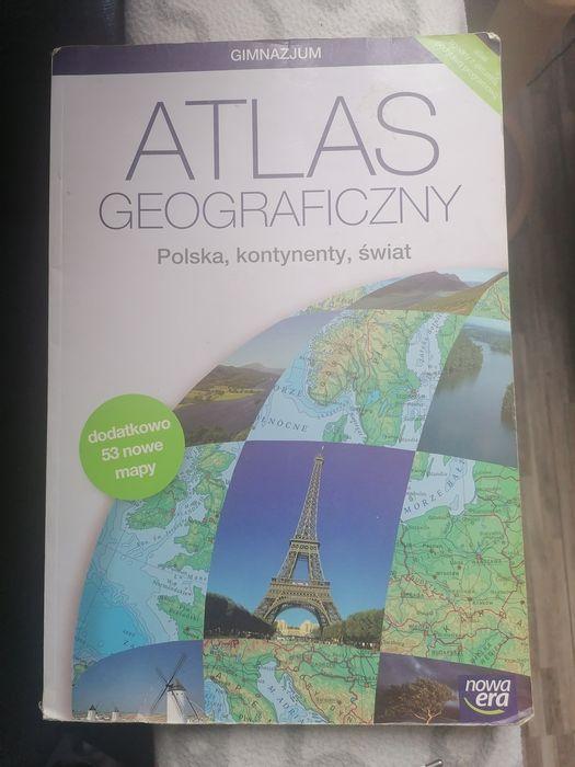Atlas geograficzny Nowa Era Bydgoszcz - image 1