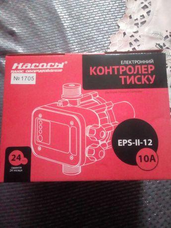 Електронний конролер тиску
