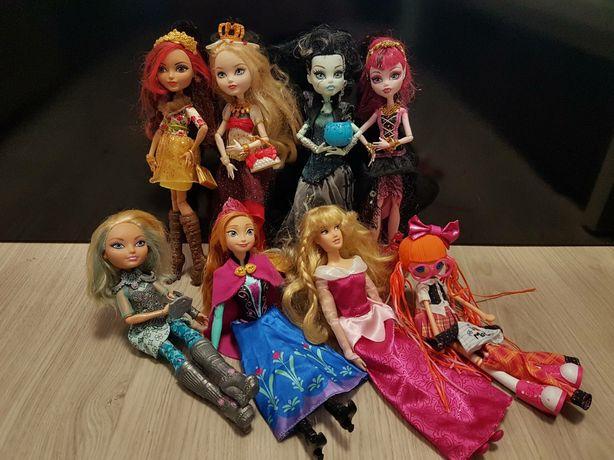 Кукла Ever After High, Monster High, Аврора, Анна, лалалупси
