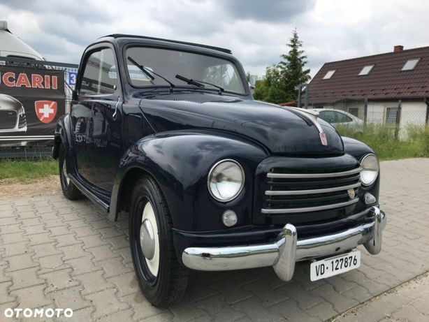 Fiat  Topolino C z 1949r.