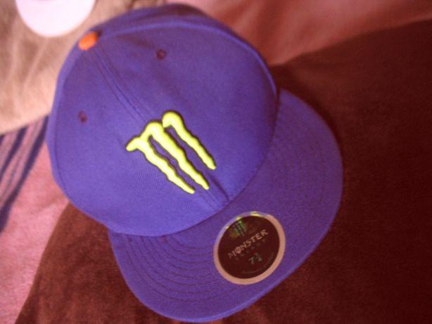 Sprzedam czapkę z daszkiem Monster Energy
