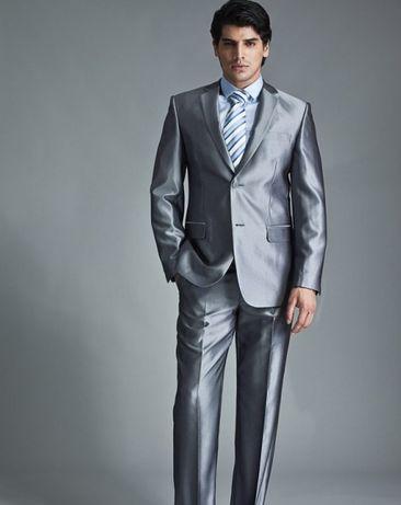 Свадебный костюм с отливом бренд Legenda Class stone для жениха
