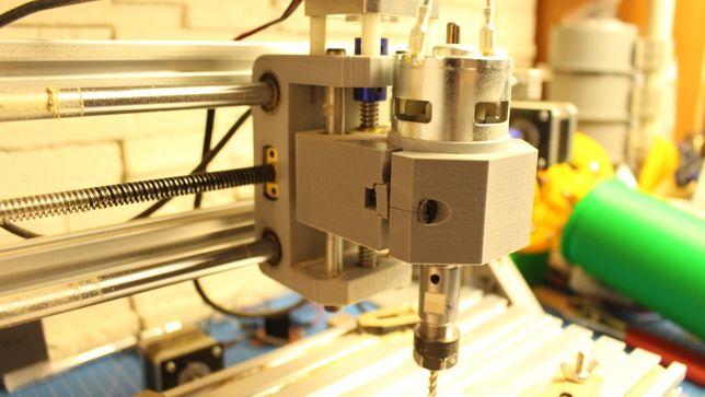 Гравер CNC 3018 + лазер 2500мВт - фрезерный станок ЧПУ