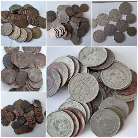 Монеты разных стран мира