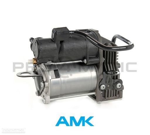 Mercedes-Benz Classe S W222 - Compressor de Suspensão Pneumática AMK